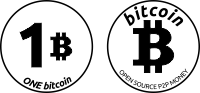 Coin of 1 Bitcoin for free