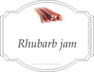 rhubarb coloring pages - photo#40