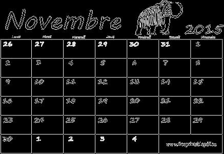horoscope gratuit mois de novembre